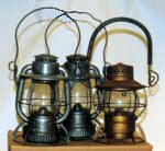 Rail road lanterns