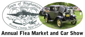 Annual Town of Binghamton Flea Market and Car Show